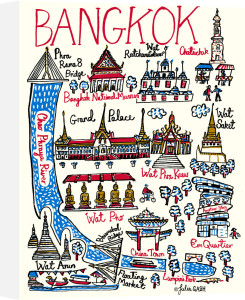 Bangkok by Julia Gash
