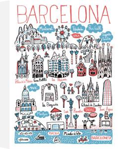 Barcelona by Julia Gash