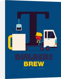 Builders by Spencer Wilson