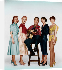 Elvis Presley (King Creole) 1958 by Hollywood Photo Archive
