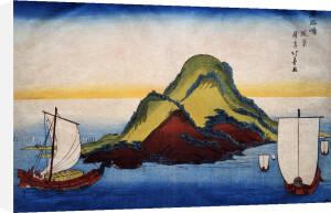 Awaji Island by Shokei Hokuju