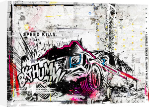 Speed Kills by Teis Albers