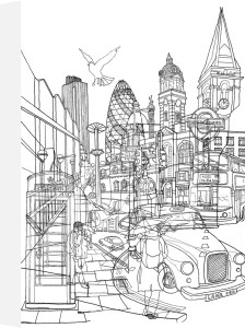 London by David Bushell