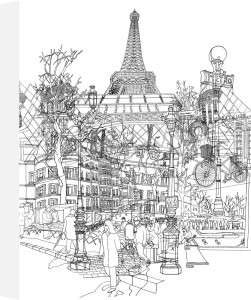 Paris by David Bushell