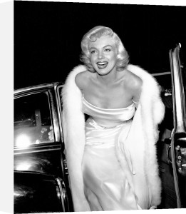 Marilyn Monroe - Hollywood by Anonymous