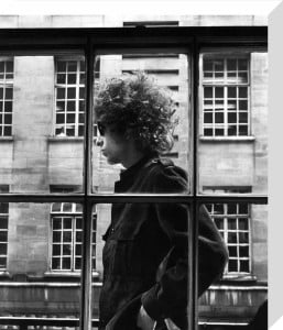 Bob Dylan, May 1966 by Mirrorpix