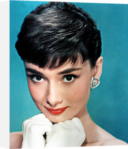 Audrey Hepburn - Sabrina by Hollywood Photo Archive