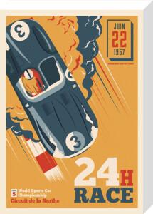 24H Race by Neil Stevens