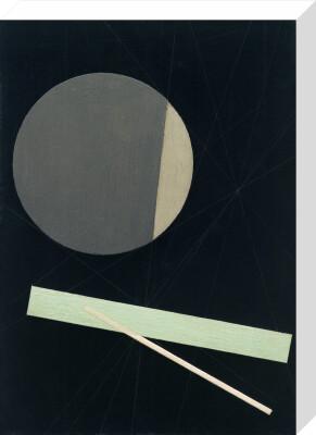 Composition TP5 1930 by Lászlo Moholy-Nagy