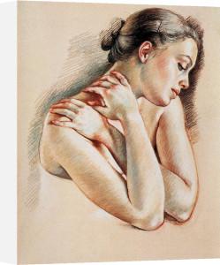 Study for Nadege by Francine Van Hove