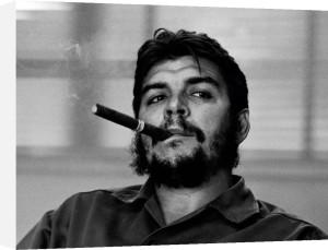 Che Guevara, 1963 by Rene Burri