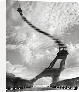 Distorsion optique, 1965 by Robert Doisneau