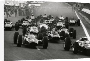 French Grand Prix by Rainer W. Schlegelmilch