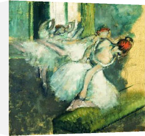 Ballet Dancers, About 1890 by Edgar Degas