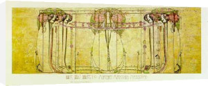 The May Queen by Margaret Macdonald Mackintosh