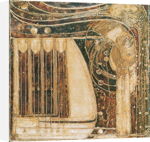 Opera of the Winds by Margaret Macdonald Mackintosh