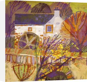 Autumn Garden by George Birrell