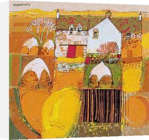 Irish Hayricks by George Birrell