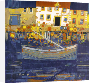 Low Tide, Fife by George Birrell