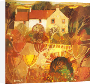 Mill Bridge, Orkney by George Birrell