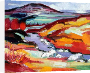 Glen Almond by Judith I. Bridgland