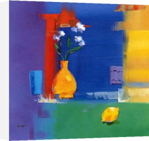 Flowers and Fruit by Alan Morgan
