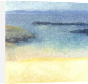 Golden Shore by Sue Biazotti