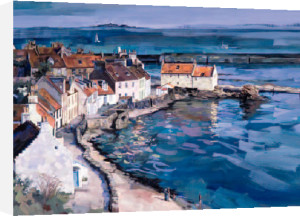 Bathers Pittenweem by Sonas MacLean