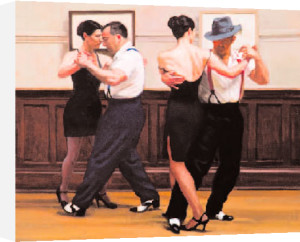 Tango Passion by Andrew Fitzpatrick