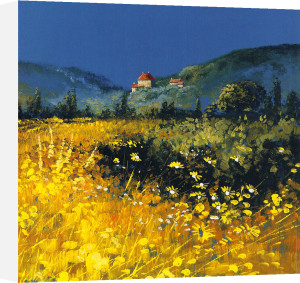Spring, Aix En Provence by John Horsewell