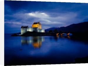 Eilean Donan Castle by Ian M. Young