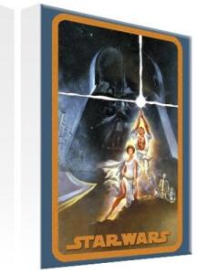 Star Wars Canvas 4 by Star Wars