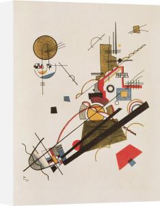 Frohlicher Aufstieg by Wassily Kandinsky