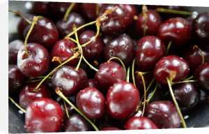 Cherries II by Richard Osbourne