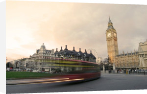 London - Houses Of Parliament III by Richard Osbourne