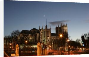 London - Westminster Abbey by Richard Osbourne