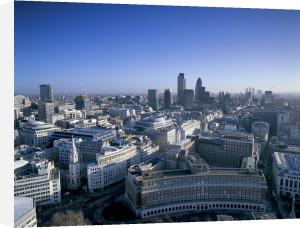London Cityscape by Richard Osbourne