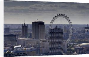 London Panorama by Richard Osbourne