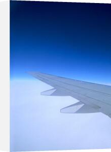 Jet Wing Sky by Richard Osbourne