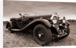 Vintage Lagonda by Richard Osbourne