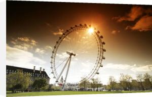 Millennium Wheel by Richard Osbourne