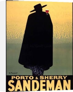 Porto & Sherry Sandeman by Georges Massiot