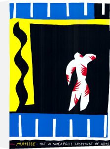 The Clown From Jazz by Henri Matisse