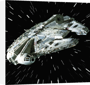 Star Wars - Millenium Falcon by Celebrity Image