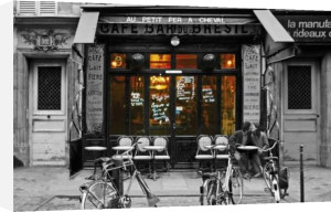 Cafe Bar Du Bresil by Anonymous