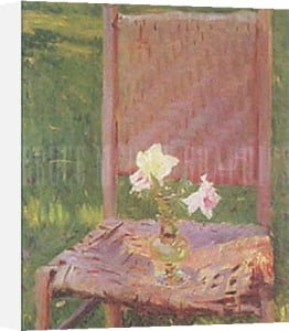 The Old Chair by John Singer Sargent