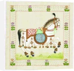 Festival Horse I by Silk Road