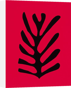 Black & Red by Henri Matisse