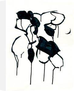 Fleur, 2007 by Cédric Chauvelot
