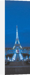 Effeil Tower, Paris by Koji Yamashita